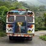 Panama Transport Bus